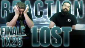 Lost 1×25 Reaction