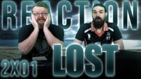 Lost 2×1 Reaction