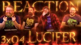 Lucifer 3×4 Reaction