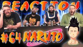 Naruto 64 Reaction