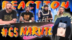 Naruto 65 Reaction