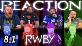 RWBY 8×1 Reaction