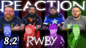 RWBY 8×2 Reaction