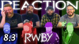 RWBY 8×3 Reaction