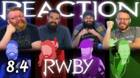 RWBY 8×4 Reaction