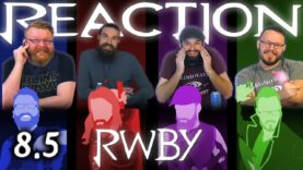 RWBY 8×5 Reaction