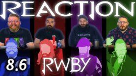 RWBY 8×6 Reaction