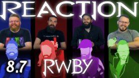 RWBY 8×7 Reaction