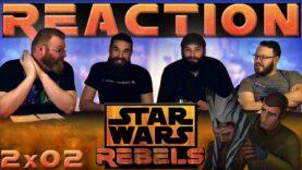 Star Wars Rebels Reaction 2×2