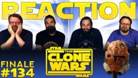 Star Wars: The Clone Wars 134 Reaction