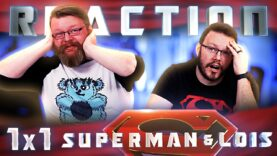 Superman and Lois 1×1 Reaction