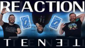 Tenet Movie Reaction