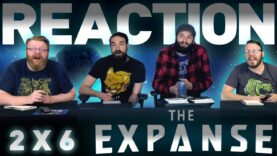 The Expanse 2×6 Reaction