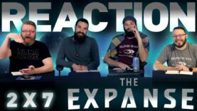 The Expanse 2×7 Reaction