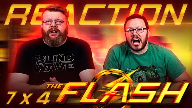 The Flash 7×4 Thumbnail
