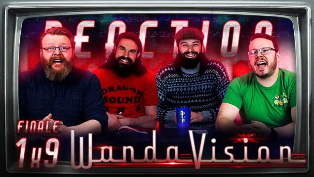 WandaVision 1×9 Reaction Thumbnail