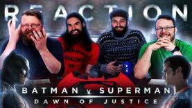 Batman v Superman: Dawn of Justice: Ultimate Edition Reaction