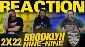 Brooklyn Nine-Nine 2×22 Reaction