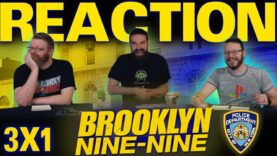 Brooklyn Nine-Nine 3×1 Reaction