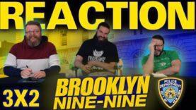 Brooklyn Nine-Nine 3×2 Reaction
