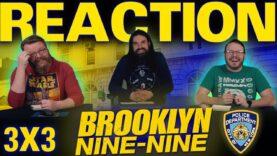 Brooklyn Nine-Nine 3×3 Reaction