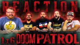 Doom Patrol 1×6 Reaction