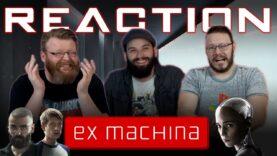 Ex Machina Movie Reaction