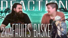 Fruits Basket 2×14 Reaction