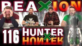 Hunter x Hunter 116 Reaction