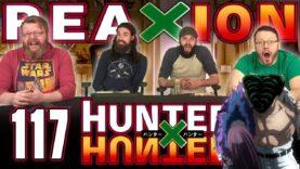 Hunter x Hunter 117 Reaction