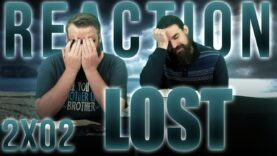 Lost 2×2 Reaction