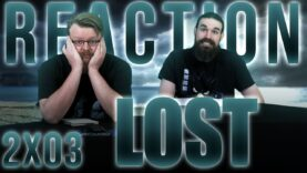 Lost 2×3 Reaction