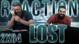 Lost 2×4 Reaction