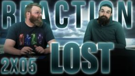 Lost 2×5 Reaction