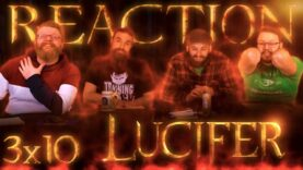 Lucifer 3×10 Reaction