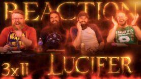Lucifer 3×11 Reaction