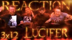 Lucifer 3×12 Reaction