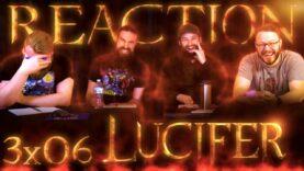 Lucifer 3×6 Reaction