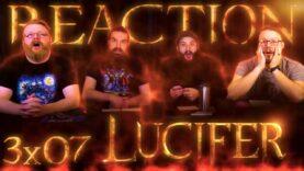 Lucifer 3×7 Reaction