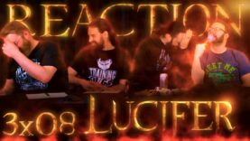 Lucifer 3×8 Reaction
