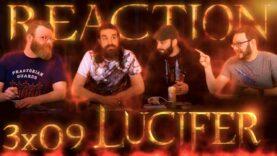 Lucifer 3×9 Reaction