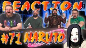 Naruto 71 Reaction