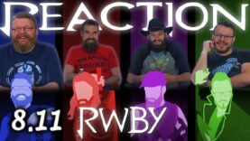 RWBY 8×11 Reaction