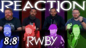 RWBY 8×8 Reaction