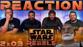 Star Wars Rebels Reaction 2×3