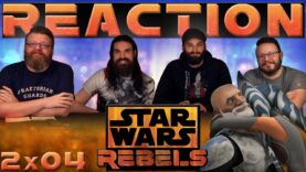 Star Wars Rebels Reaction 2×4