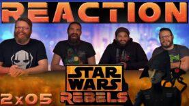 Star Wars Rebels Reaction 2×5