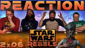 Star Wars Rebels Reaction 2×6
