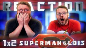 Superman and Lois 1×2 Reaction