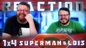 Superman and Lois 1×4 Reaction